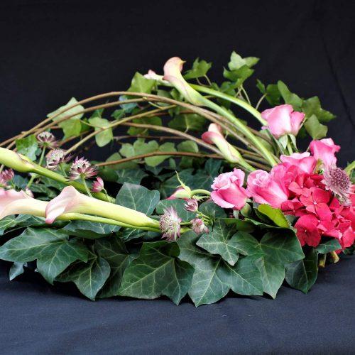 de bloemenloods boeket