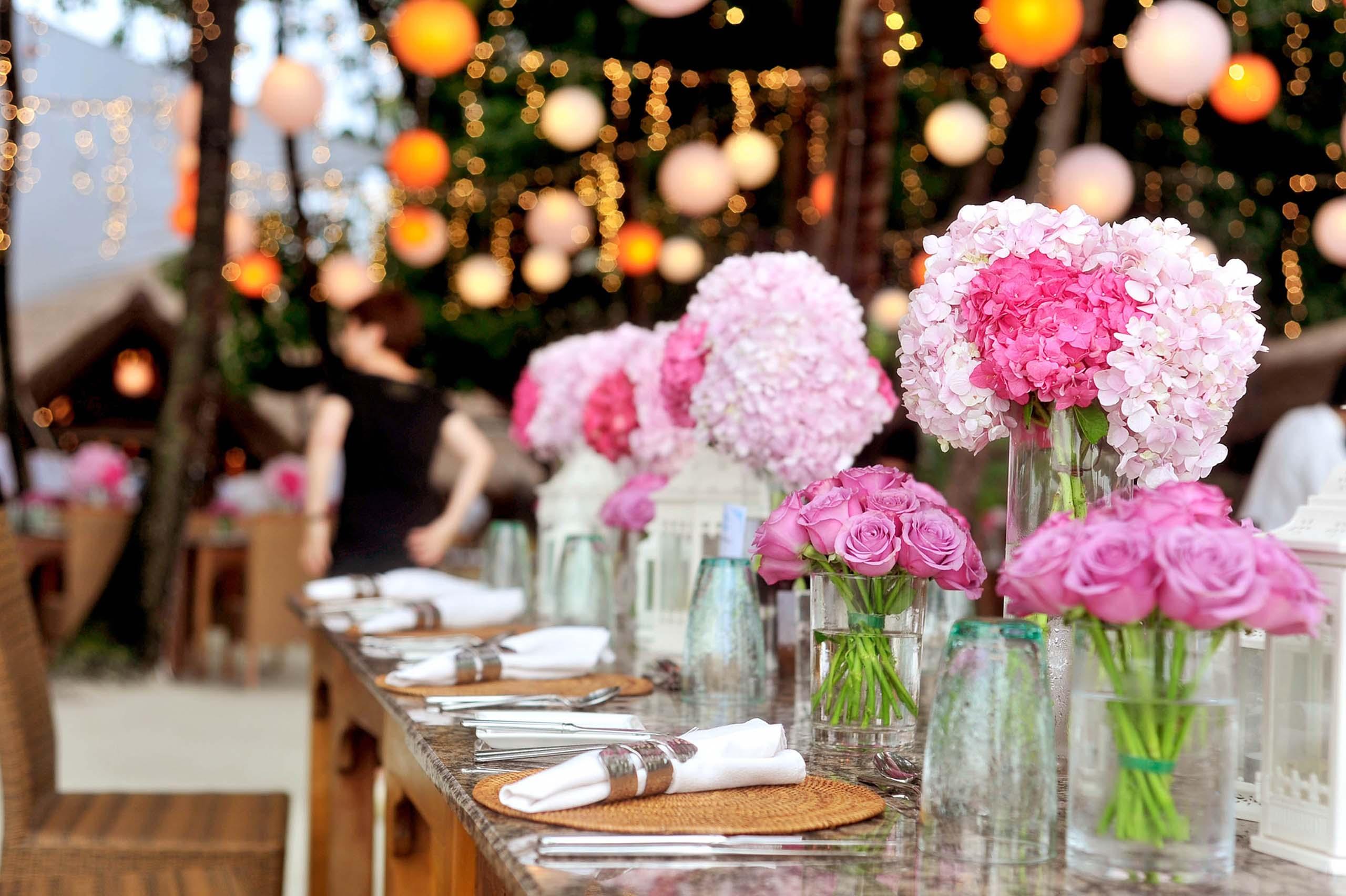 bloemen voor horeca